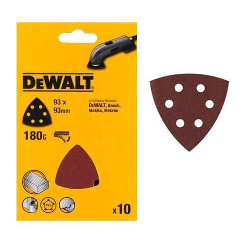 Шліфлистів для дельташлифмашин DeWALT DT3094