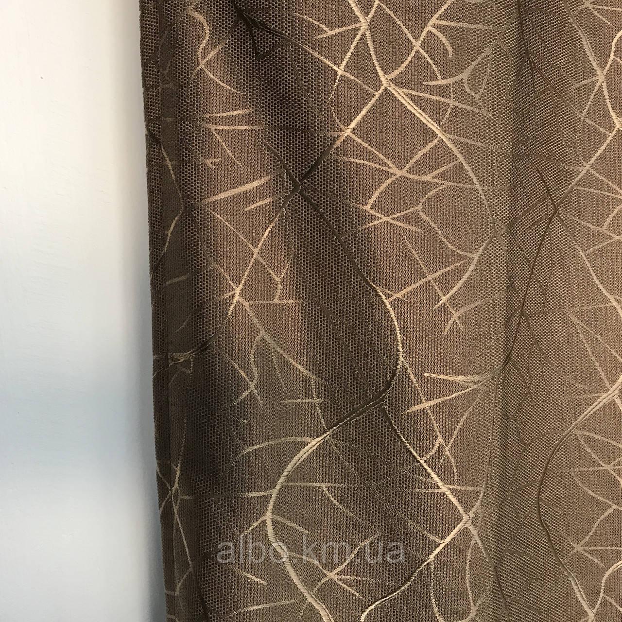 Комплект готовых штор Блэкаут в комнату хол спальню, шторы для зала спальни гостинной, шторы солнцезащитные в