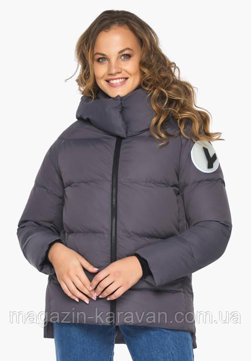 Зимняя графитовая куртка
