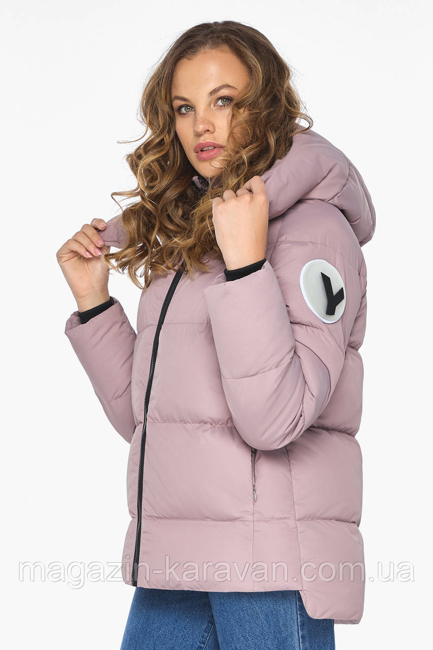 Куртка пудовая зимняя