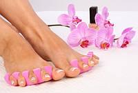 Разделитель для пальцев ног (растопырка для пальцев)