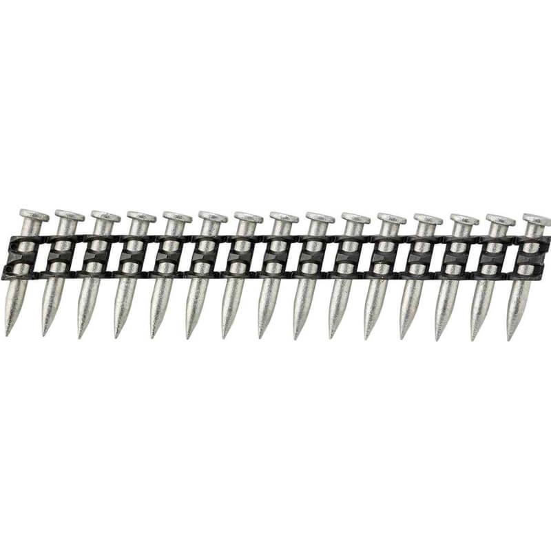 Гвозди высокой плотности (HD) для DCN890 длиной 20 мм диаметром 3.7 мм и диаметром головки 6.3 мм 1005 шт