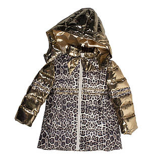 Зимняя курточка для девочки, еврозима, размер 2 года
