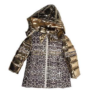 Зимова курточка для дівчинки, еврозима, розмір 2 роки