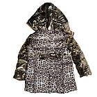 Зимняя курточка для девочки, еврозима, размер 2 года, фото 2