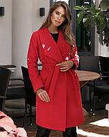 Женское пальто модное норма и батал, фото 1