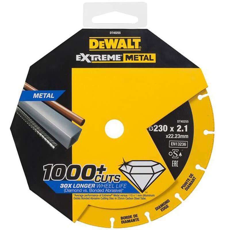 Диск алмазный диаметром 305 ммтолщина 3.3 мм диаметр посадочного отверствия 25.4 мм DeWALT DT40256