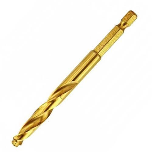 Сверло по металлу TITANIUM IMPACT 7.5мм DeWALT DT50012