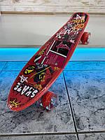 Дитячий скейт пенні-борд Profi MS 0749-6