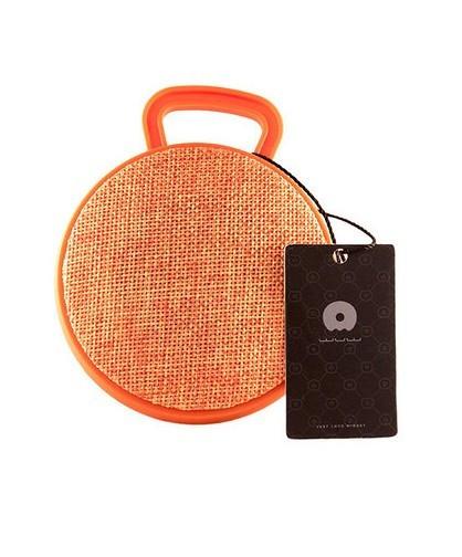 Портативная Bluetooth колонка WUW R29 Оранжевый