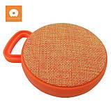 Портативная Bluetooth колонка WUW R29 Оранжевый, фото 2