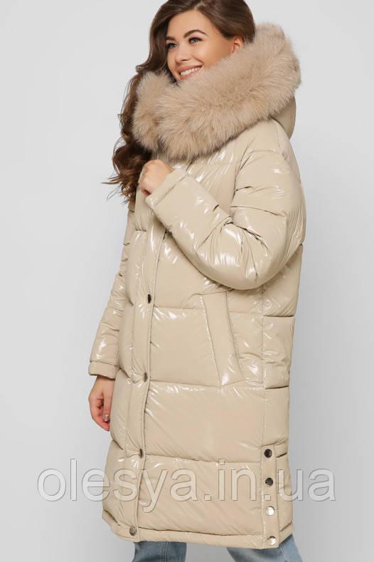 Зимняя молодежная модная куртка X-Woyz 8883 размеры 46 48 ТОП продаж