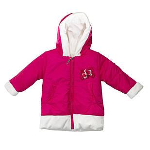 Демісезонна курточка для дівчинки, розміри 1, 2 роки