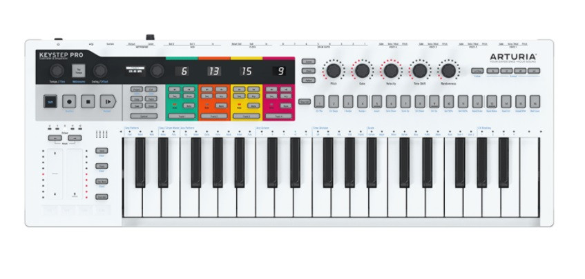 MIDI-контролер Arturia KeyStep Pro