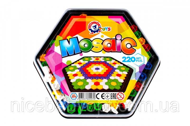 Мозаика ТехноК Цветной мир