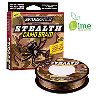 Шнур Spiderwire Stealth Camo