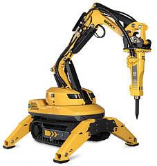 Робот для демонтажа с дистанционным управлением BROKK 110
