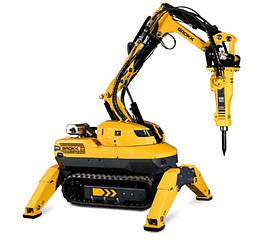 Робот для демонтажа с дистанционным управлением BROKK 120D''