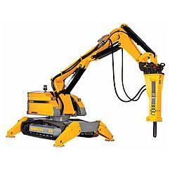 Робот для демонтажа с дистанционным управлением BROKK 800S