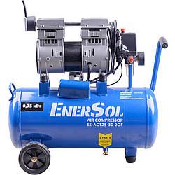 Компрессор воздушный безмасляный EnerSol ES-AC125-30-2OF