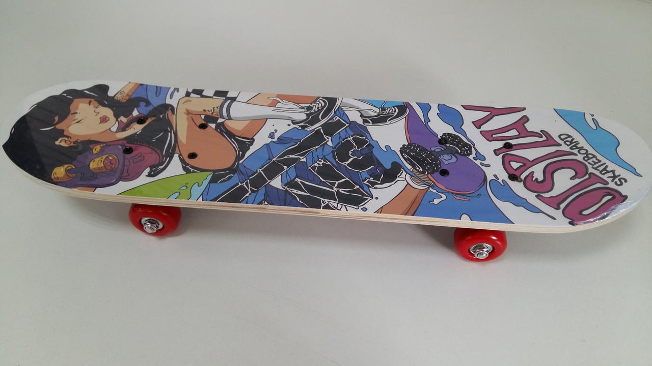 Скейтборд детский MS 0323-3