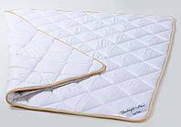 Одеяло овечье облегченное из шерсти мериносов Lite Белое классическое 180х200, фото 1