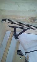 Чердачная лестница по размерам заказчика(Лестницы Украины)  3