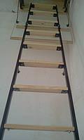 Чердачная лестница по размерам заказчика(Лестницы Украины)  12