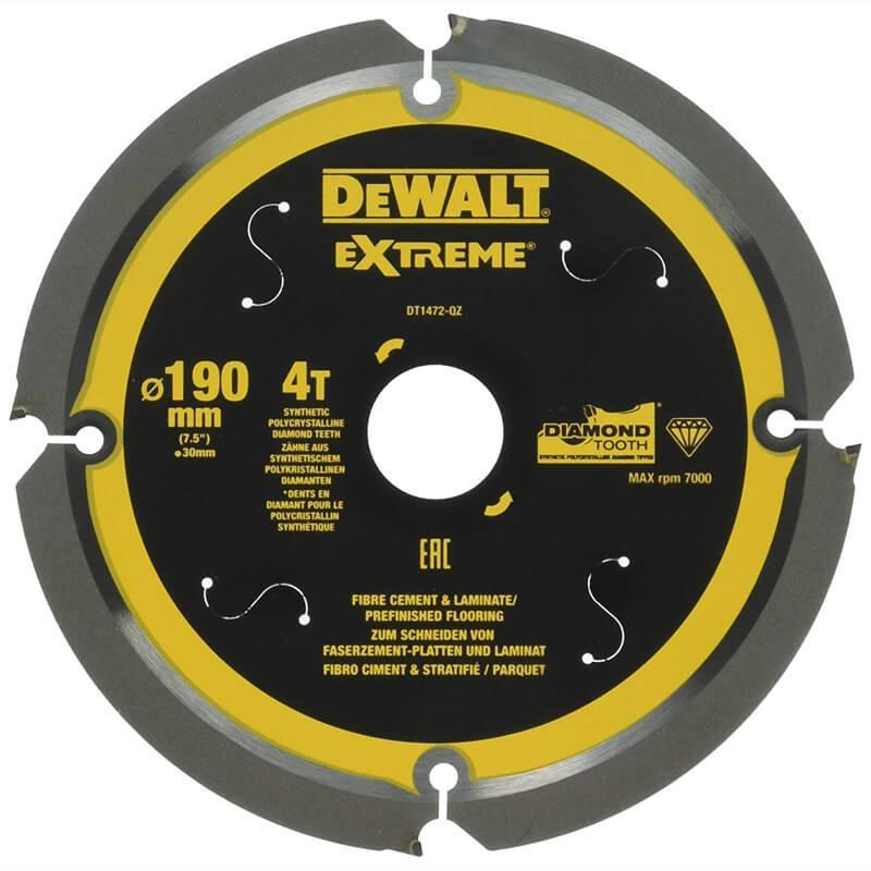 Диск пиляльний універсальний DeWALT DT1472