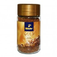 Кофе растворимый Tchibo Gold Selection 50г. с/б