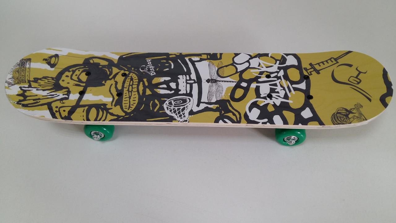 Скейт Profi MS 0323-4