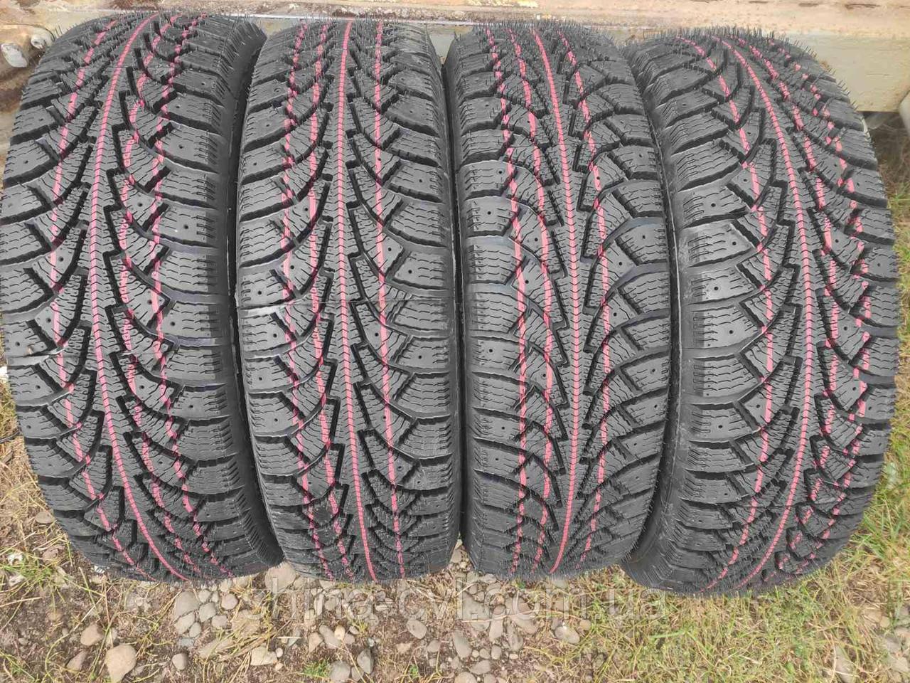 Зимові шини 175/70 R13 82T KAMA EURO-519