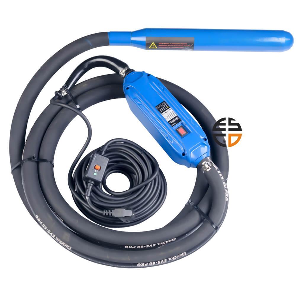 Глубинный вибратор EnerSol ECV-60PRO
