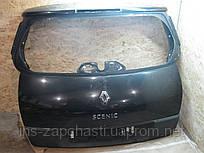 Кришка багажника Renault Scenic 2