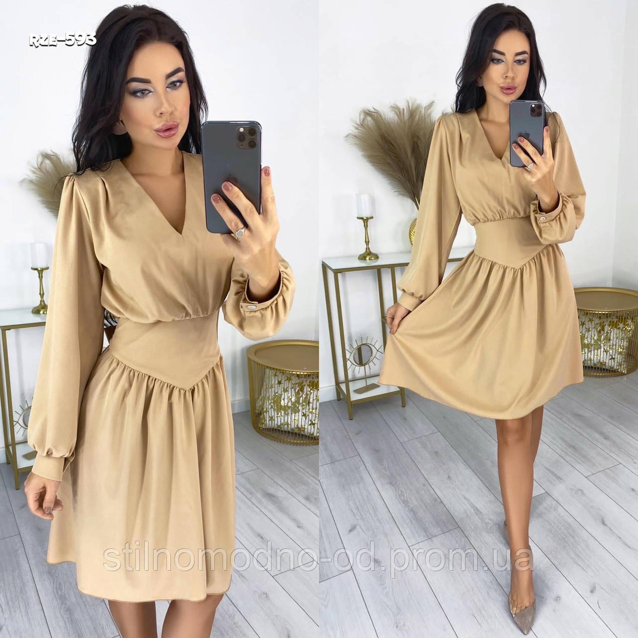 """Жіноча сукня """"Занут""""  від СтильноМодно"""