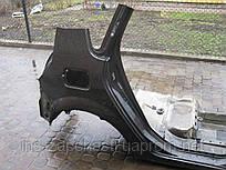 Крило заднє праве на Renault SCENIC II