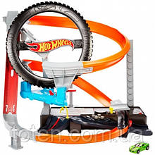 Игровой набор Трек Hot Wheels Гонки в шиномонтажной GJL16