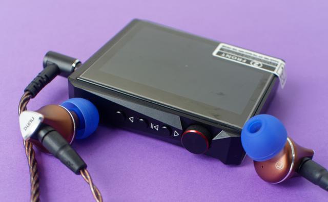 Рисунок - обзор  hidizs ap80pro, качество звука