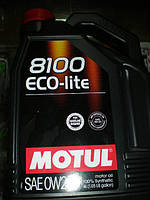 МОТОРНОЕ МАСЛО 8100 ECO-LITE 0W-20