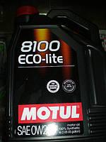 МОТОРНОЕ МАСЛО 8100 ECO-LITE 0W-20, фото 1