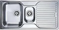 Кухонная мойка Teka PRINCESS 1 1/2 B 1D (30000184)