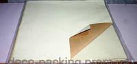 Кремовая бумага в листах KRAFT 60см * 60см