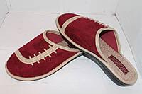 Тапочки домашние женские (шнурок/белста), фото 1