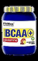 FITMAX BCAA + Glutamina 600g Лимон-Вишня-Грейпфрут