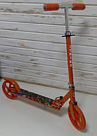 Самокат iTrike SR 2-010-1-R-L orange