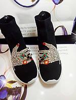 Гонконг и Таиланд прилив брендовые тканевые наклейки алмазная богиня рука драгоценный камень кристалл звезда с тем же абзацем стрейч спортивная обувь