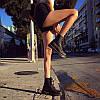 Ботинки dr Martin женские летние тонкие, в британском стиле, увеличенные весенне-осенние одиночные туфли, ботинки с 8 отверстиями, женские короткие