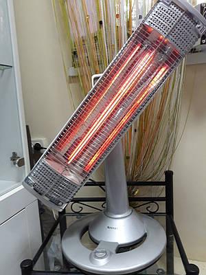 Инфракрасный карбоновый обогреватель Zenet ZET-505