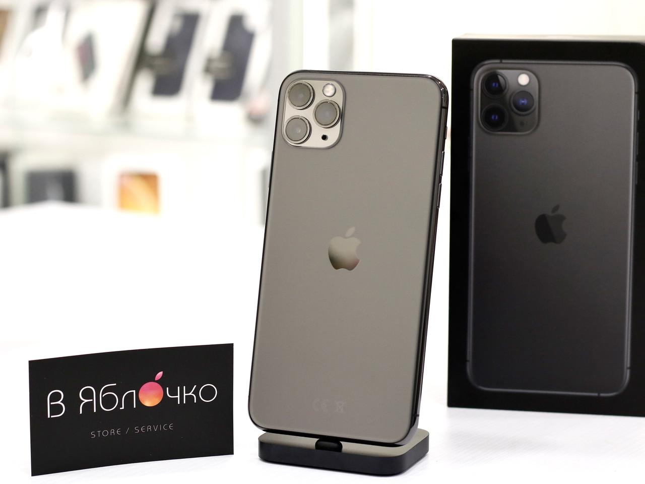 IPhone 11 Pro Max 64gb Space Gray б/у