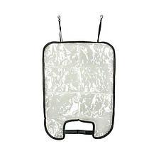 Защитная накидка на спинку сидения в авто, черный